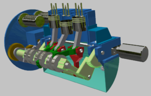 VARIABLE DISPLACEMENT ENGINE