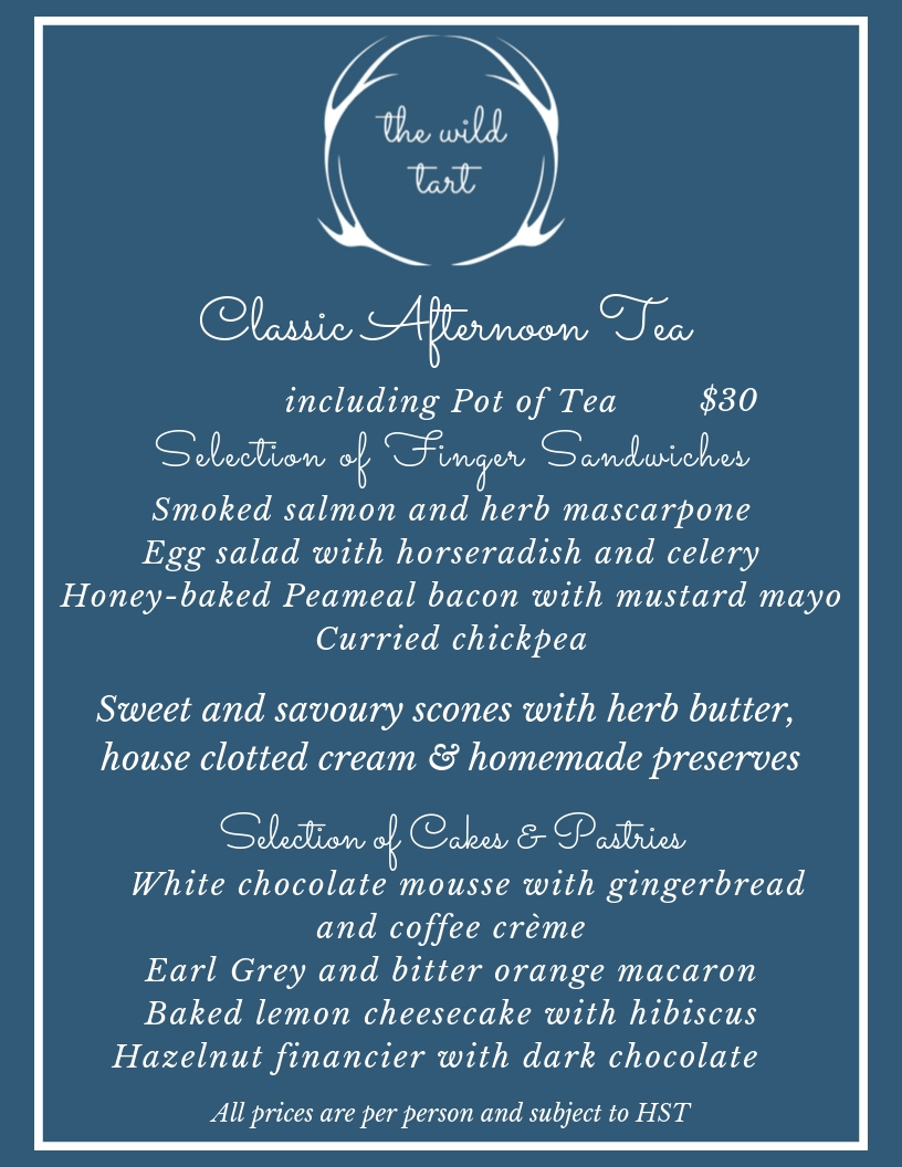 Web Classic Afternoon Tea