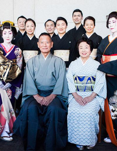 All performers the Art of Shamisen September 29, 2019 - nihonbuyokai.org