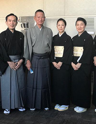 Guest Artists from Japan, The Art of Shamisen, September 2018 - photo: Albert Lien