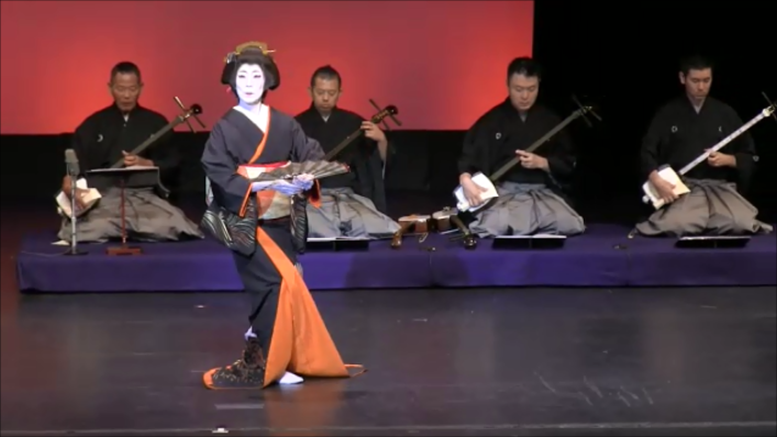 """Nakamura Narumi Dance: """"Kyou No Shiki"""" photo Steeve Inagaki"""