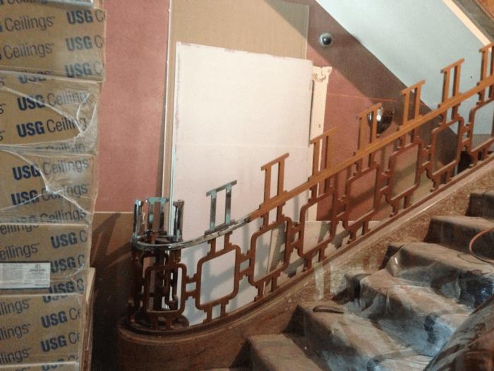Architectural Ornamental Railings