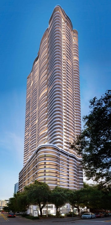 Brickell flat iron