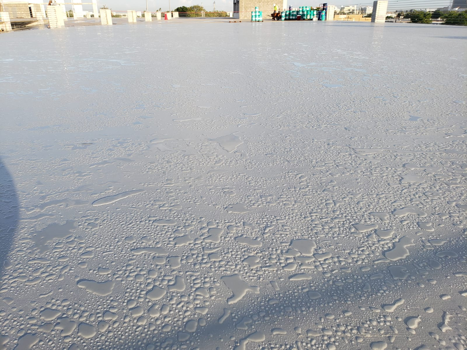 cold waterproofing miami