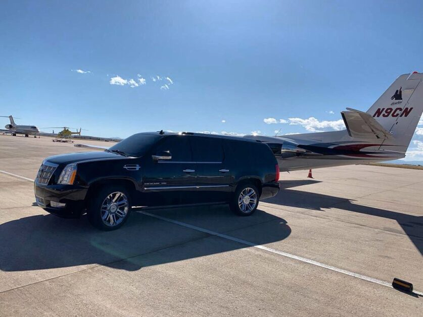airport car service Highlands Ranch