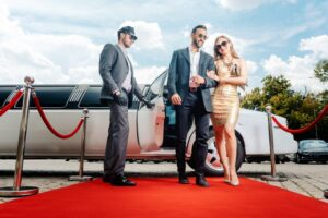 prom limo Highlands Ranch