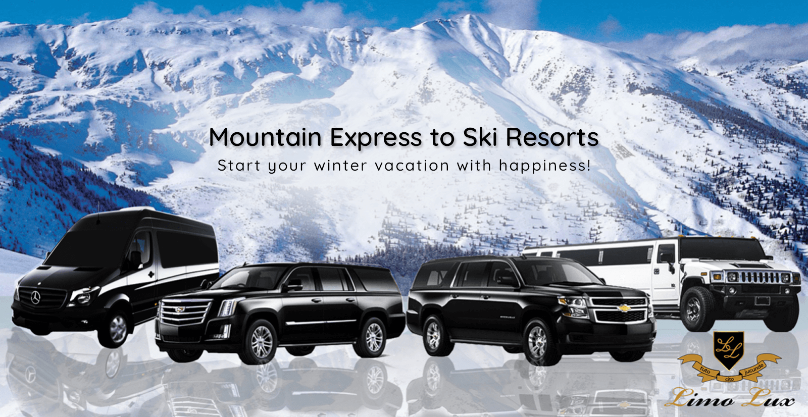 limousine rentals in Colorado