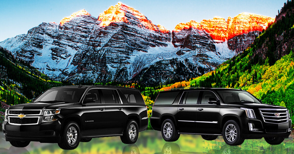 Denver to Vail black car service
