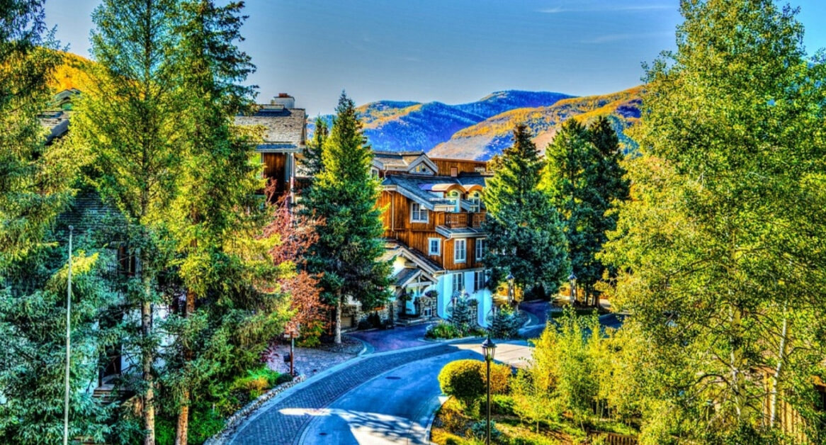 Denver to vail drive include best scenes