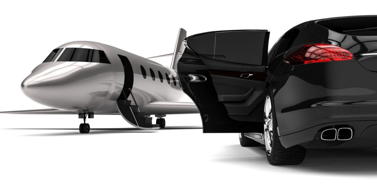 The lux Limo service Denver Airport