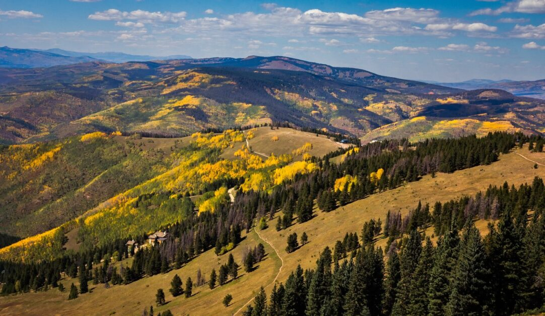 Denver to Vail limo service