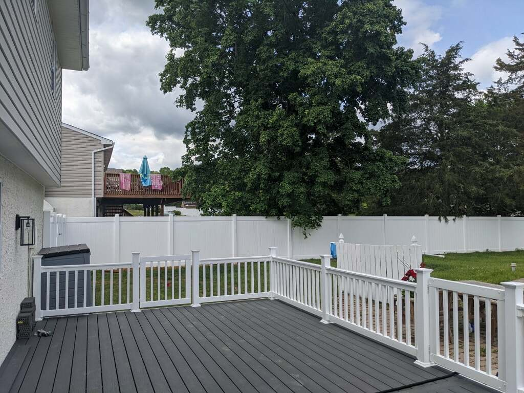 Decking Contractor in Chester County PA