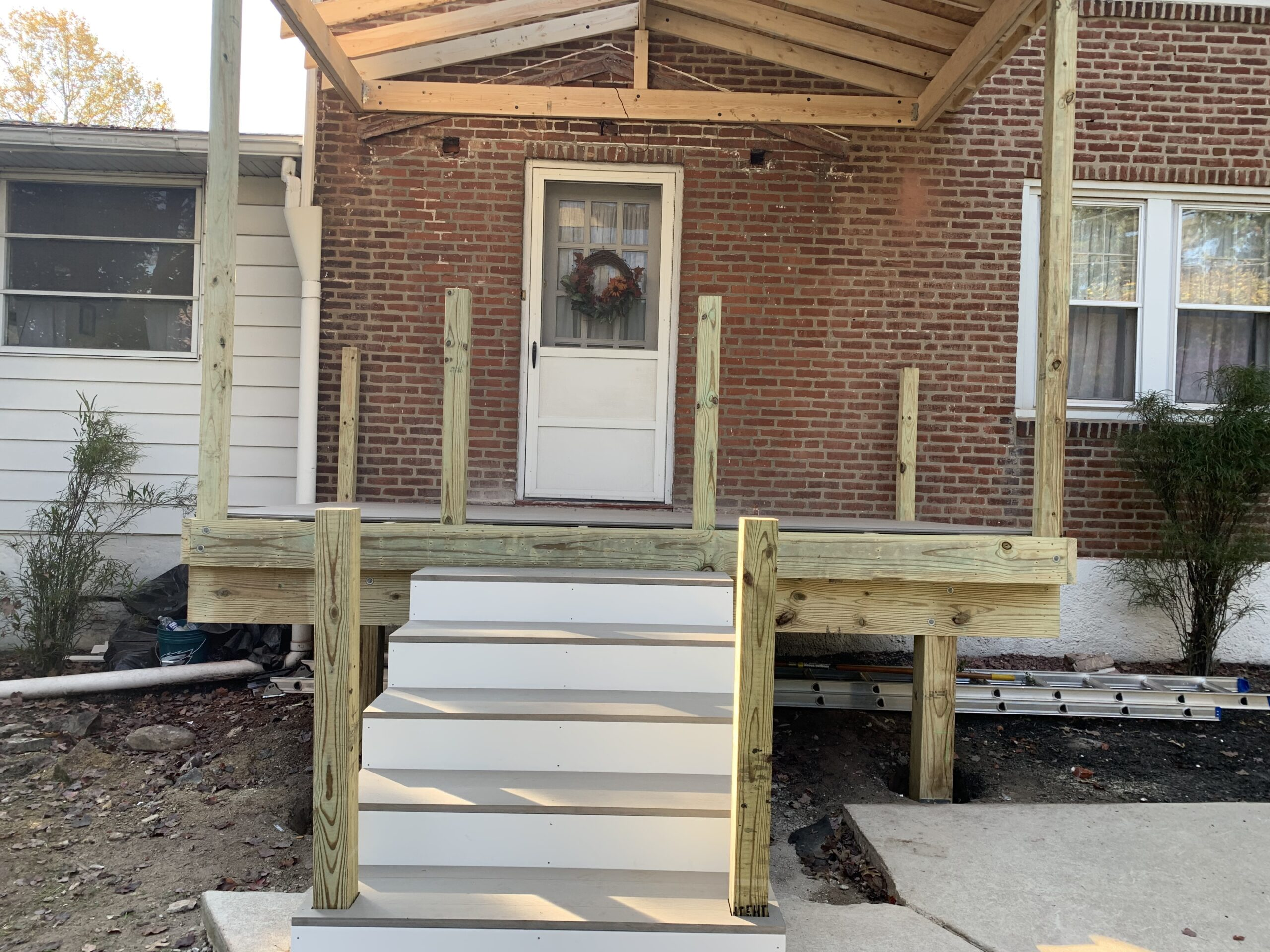 Decking Contractor in Chester County PA . Summer is Coming!
