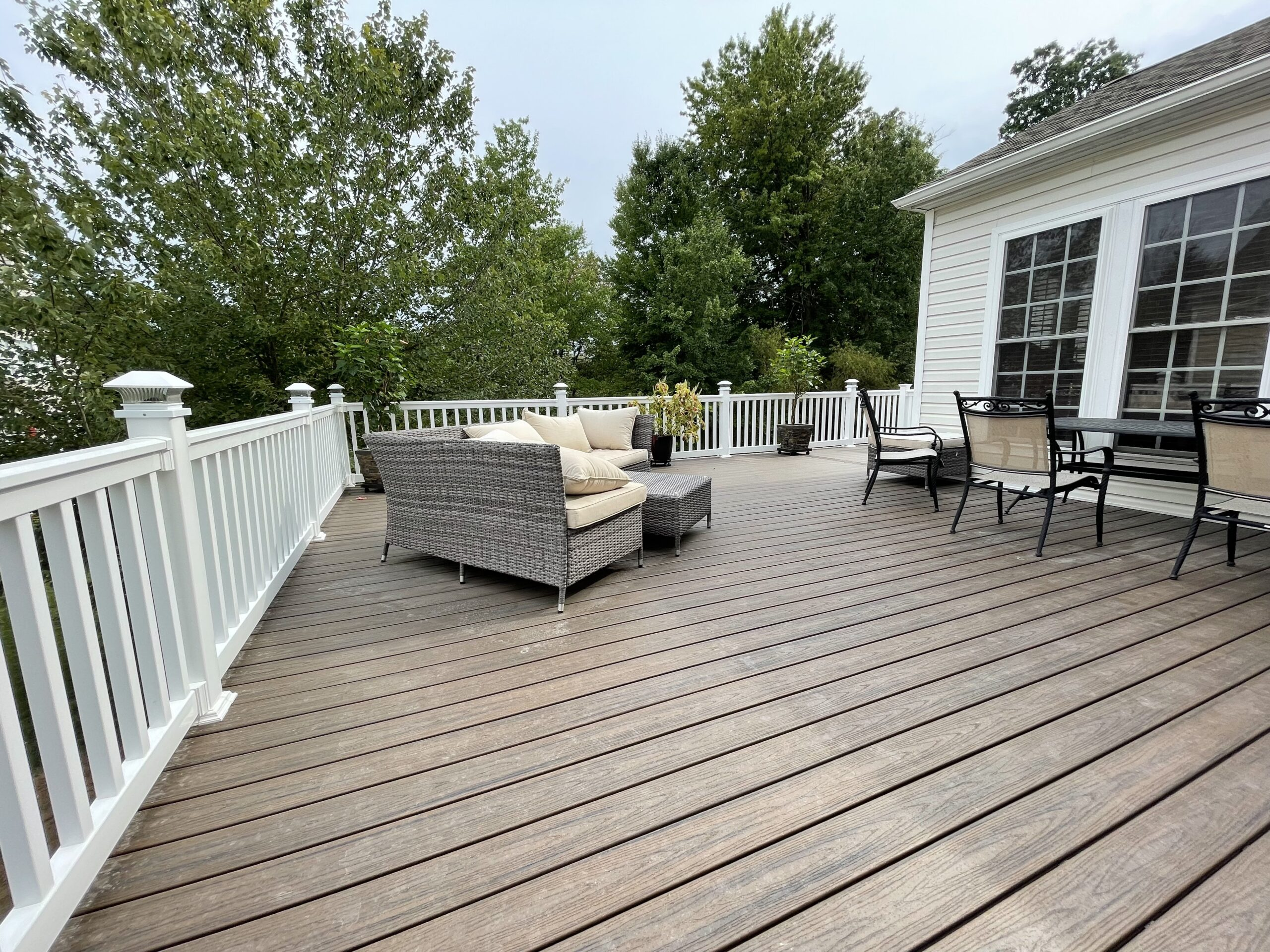 Decking Contractor Chester Springs Chester County PA