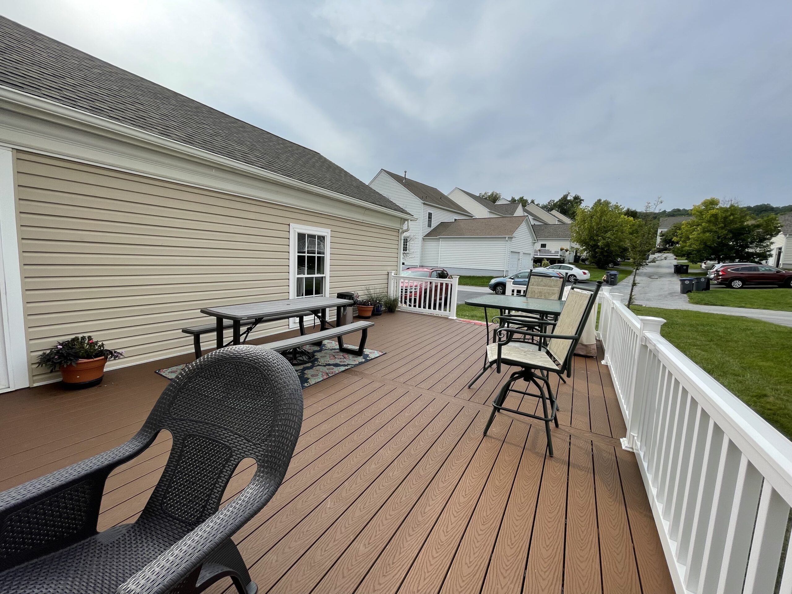 Chester County PA Decking Contractor in Chester Springs PA