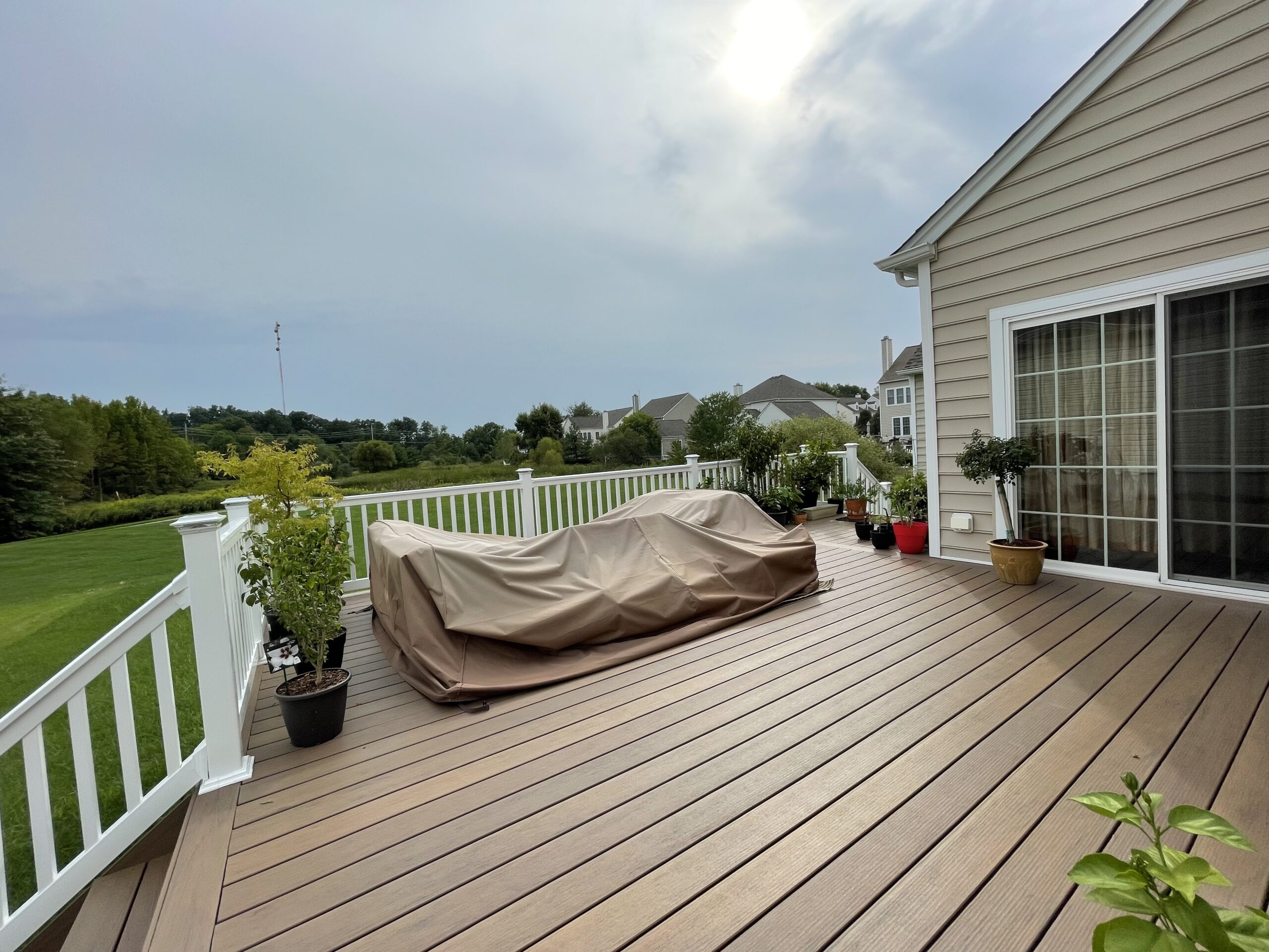 Residential Construction Company for Decking In Chester Springs Chester County PA