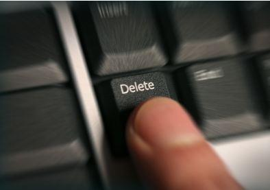 If you could delete someone from your life, would you do it?