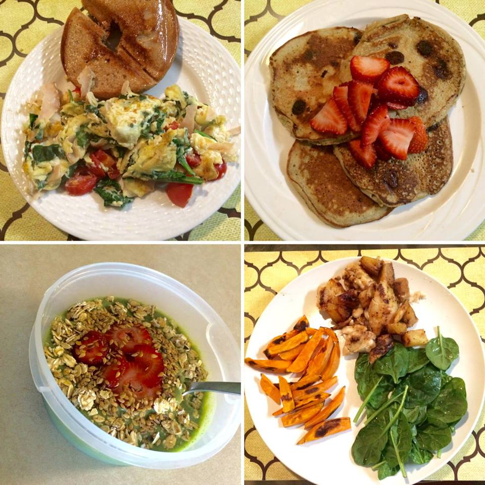 What I Ate Today: Healthy And fast