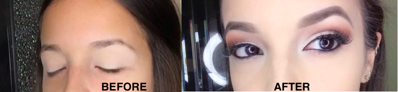 How To Fill In Your Eyebrows Tutorial