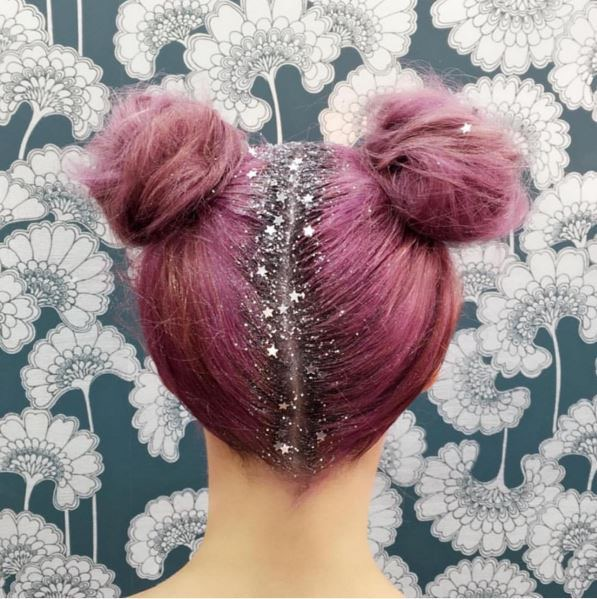 How To: Glitter Roots…. On the road to festival season