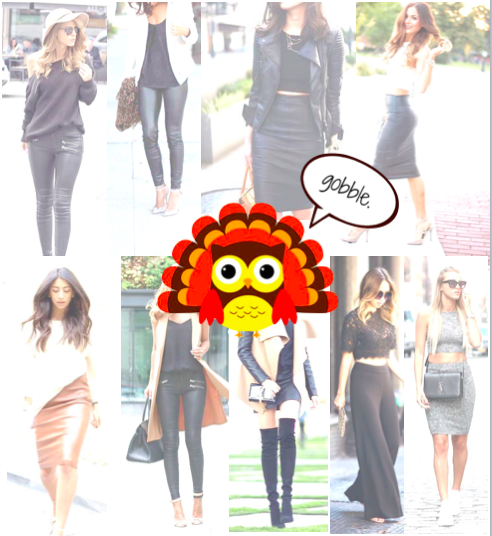 Outfits That Will Get You Through Thanksgiving In Style
