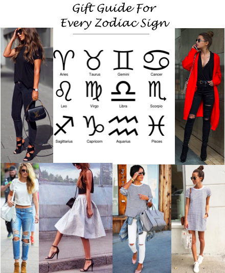 The Gift Guide For Every Zodiac Sign