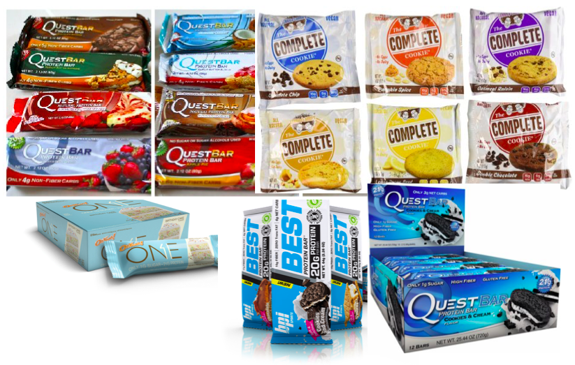 Best Protein Bars And Cookies