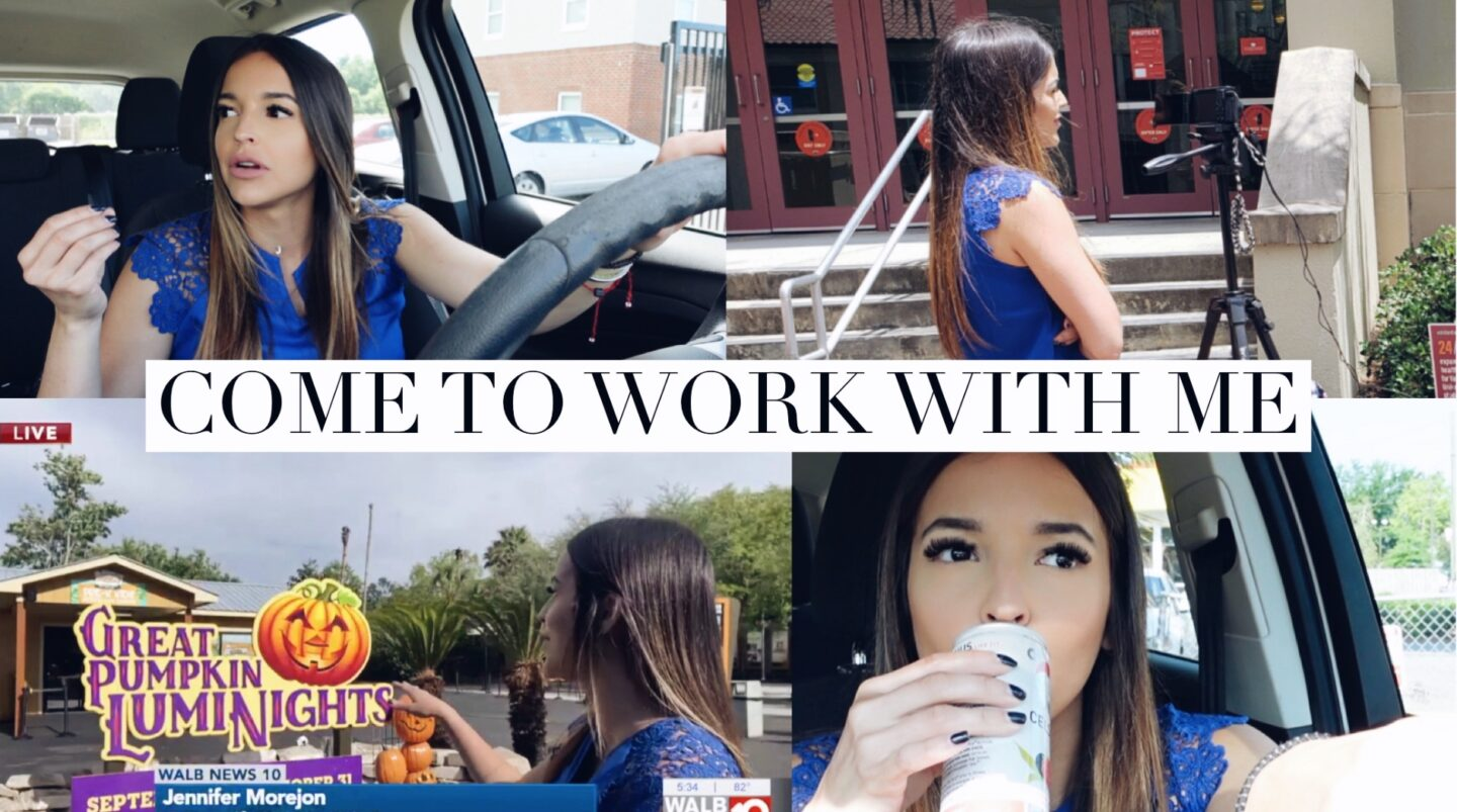 Come To Work With Me| Multi-Media Journalist Edition
