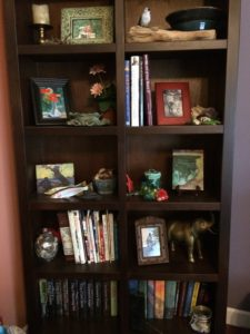 Living Room Bookshelf (I'm not allowed to overfill it)