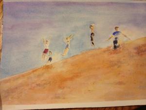 Moving Dune