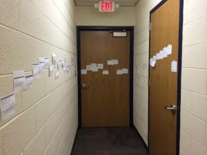 Plot hallway