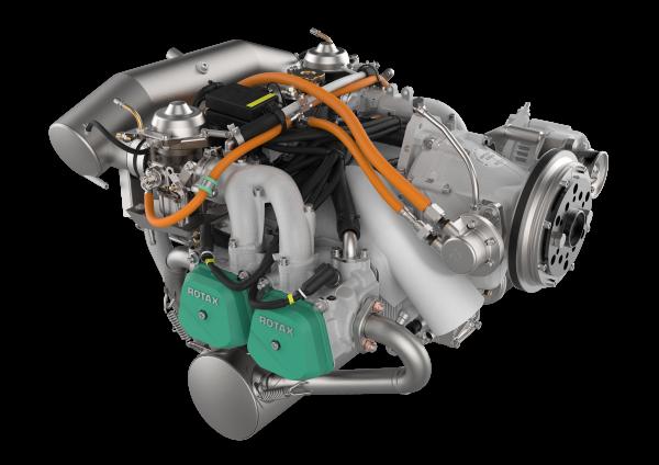 Rotax 912 ULS
