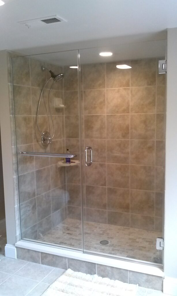 Frameless Shower Door, Gallery of Shower Doors