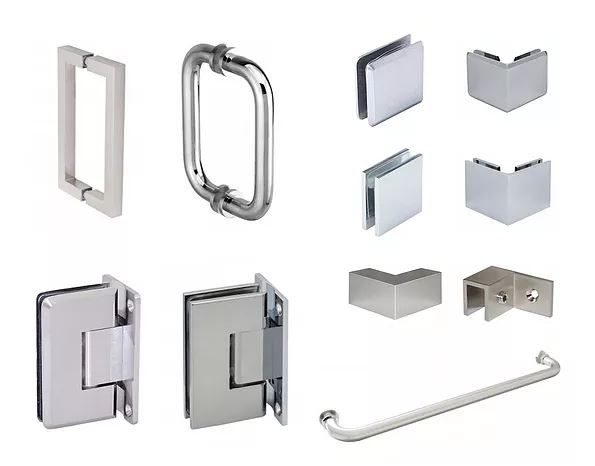 Quality for your Cost, Glass Shower Door Hardware