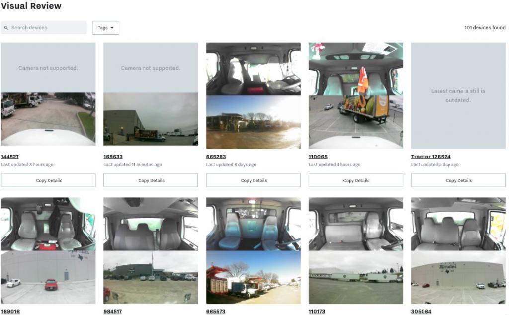Fleet monitoring