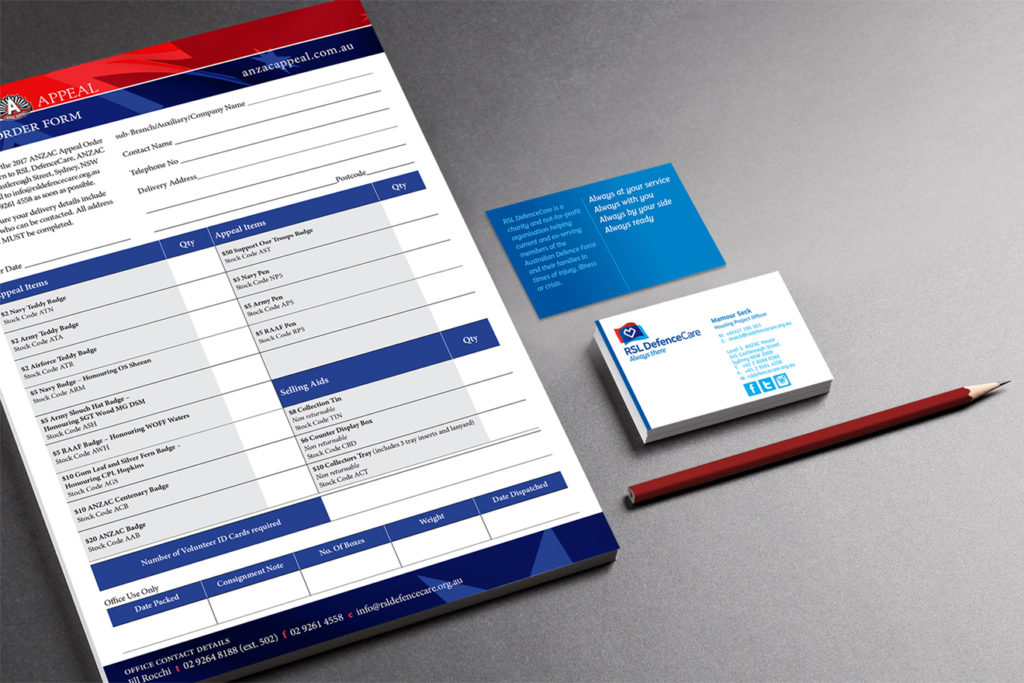 DefenceCare collateral