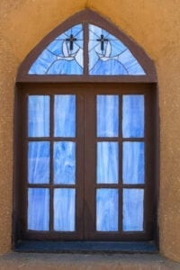 Taos Pueblo Window