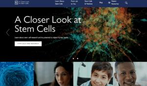 A Closer Look at Stem Cells, ISSCR