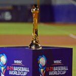 ¡Aplaza WBSC Copa Mundial de Béisbol Sub-23 para el 2021!