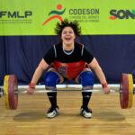 ¡Damas levantan título en Panamericano de Pesas!