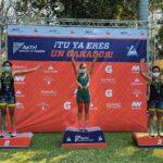 ¡Conquita Rosa María podio en Triatlón Las Estacas 2021!
