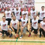 ¡Queda Electroinsumos en el camino; definen semifinales en Basquetbol de Veteranos!