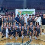 ¡Agua Prieta conquista el cetro estatal de basquetbol u13 varonil!