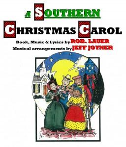 Southern Christmas Carol LOGO
