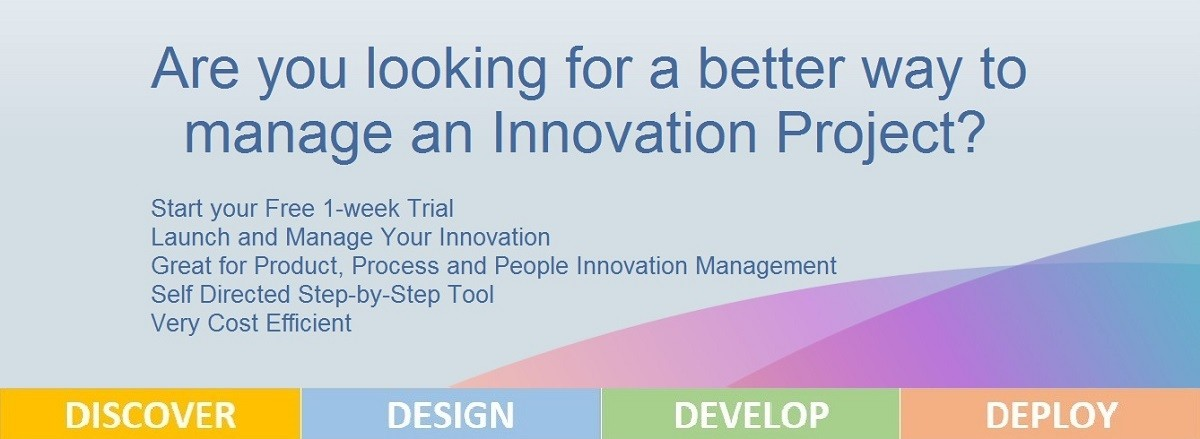 New Way Innovation Plan