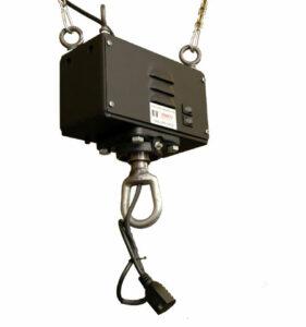 Semco hanging display rotators