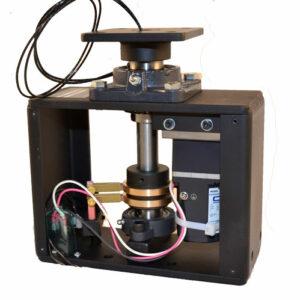 Display Rotators induction motor