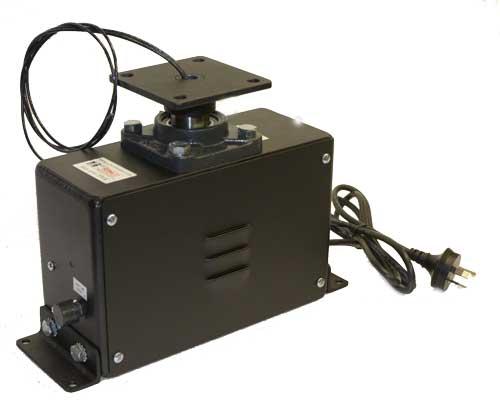 Semco Motion variable speed display rotator