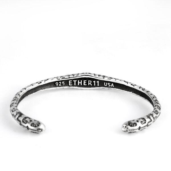 Ether11 Shipibo Pattern Cuff