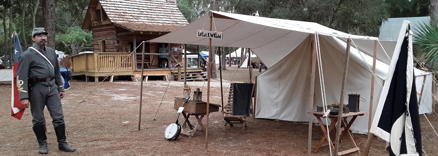 Cracker Village at Silver Springs State Park